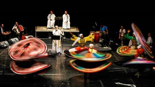 Sufi performance arts in Egypt have attracted more attention during the past few years