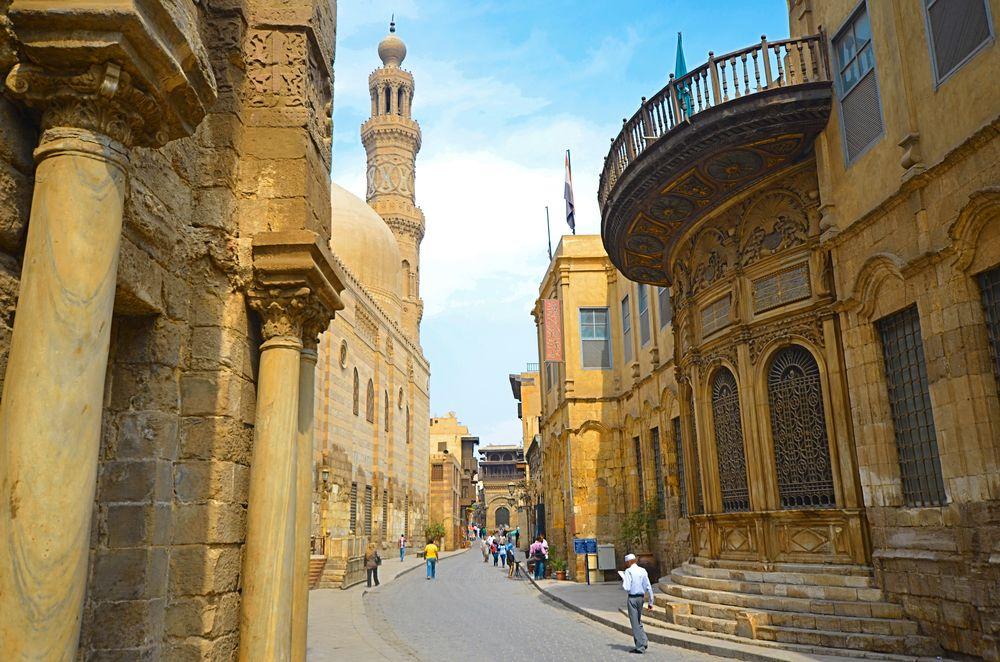 Famous Sabil-Kuttab at al-Moez street
