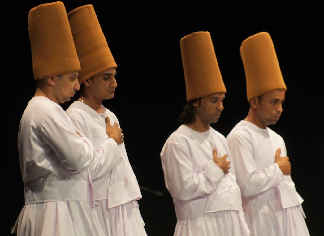 Sufi Dervishes. Credit: Omneya Elnaggar
