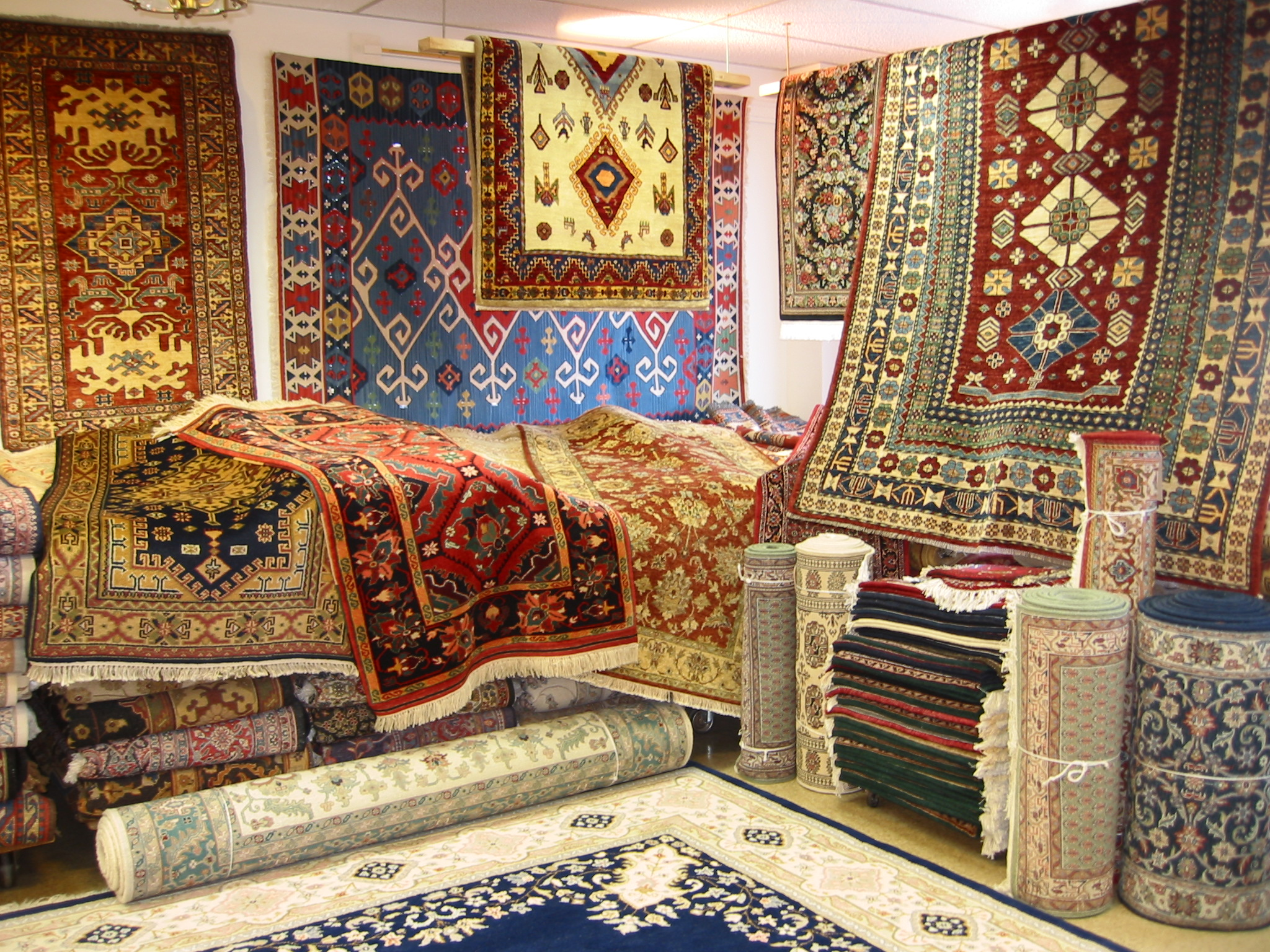 Oriental Weavers, founded in 1979, is considered a giant manufacturer of carpets, rugs and related raw material