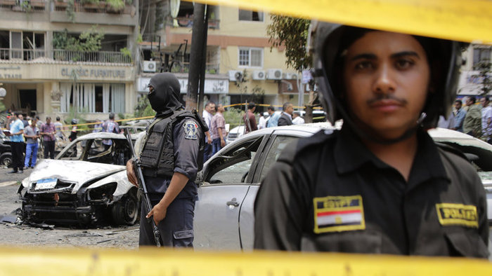 Egypt has faced a wave of attacks since the ouster of former President Morsi in July 2013