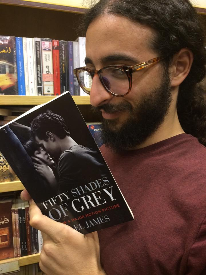 Abdoul's video mocking 50 Shades of Grey was one of his most popular