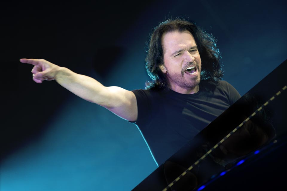 Greek-American musical  phenomenon, Yanni will be performing in Egypt on October 30