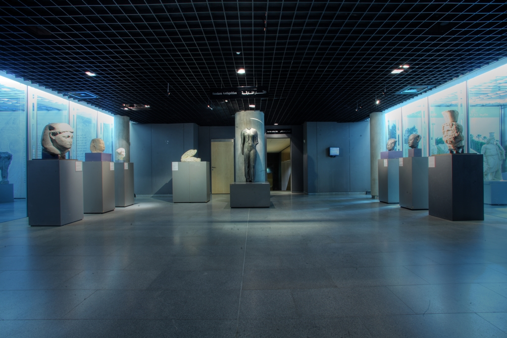 "Antiquities Museum to Participate in ""Osiris, Egypt's Sunken Mysteries"". Source: Bibliotheca Alexandrina"