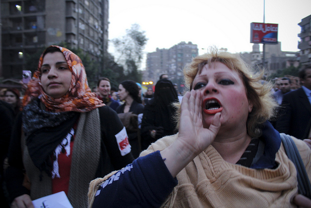 Throughout Egypt's history, women have been calling for greater sexual, political, economic and social rights