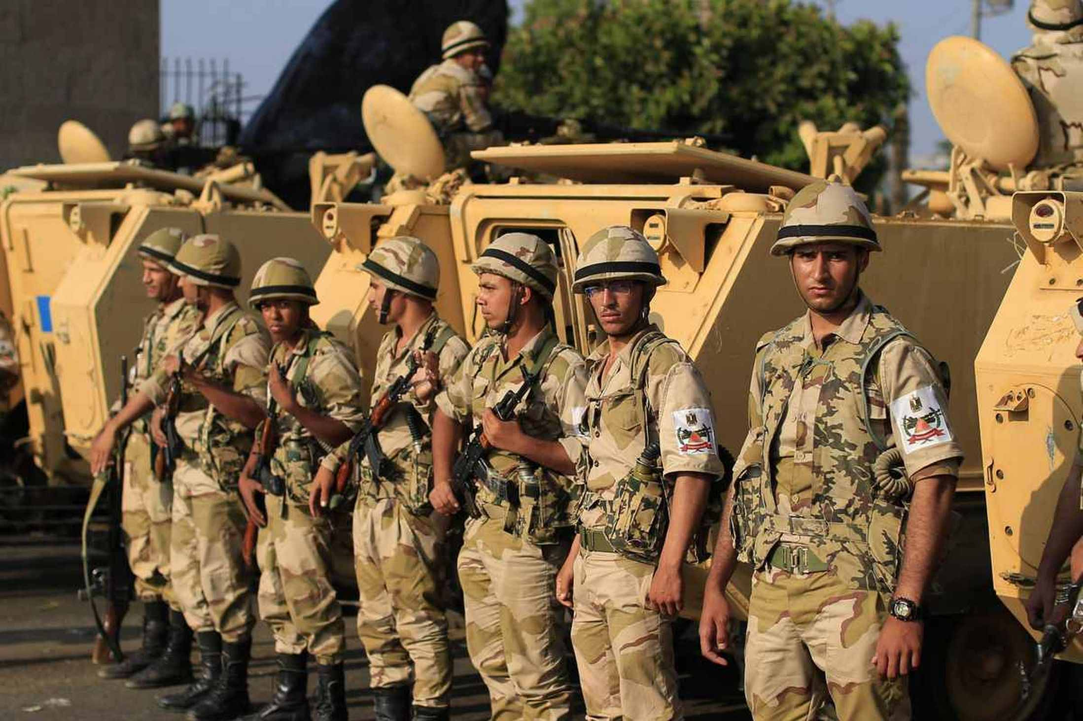 Egypt Military Kills ISIS Leader in Sinai