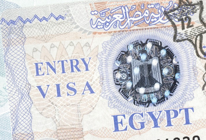 The permit granted to foreigners will either allow them to work in Egypt for a year or less.