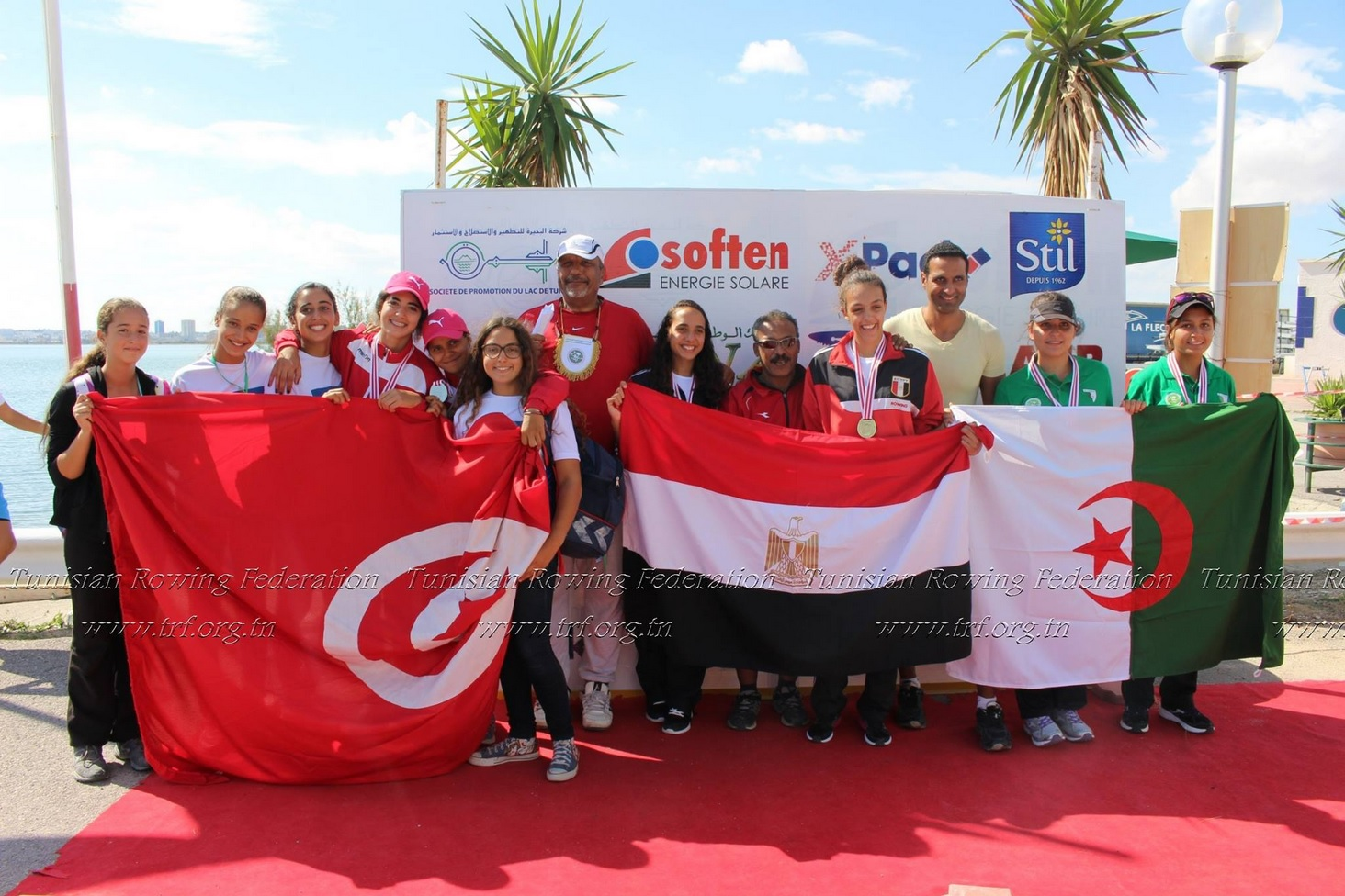 Tunisian Rowing Federation/FACEBOOK)