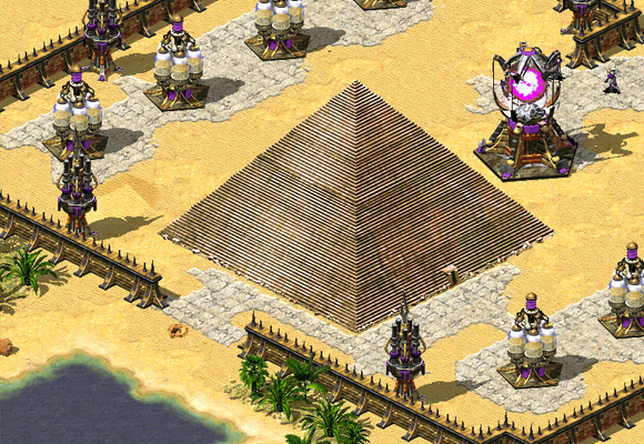 egypt pyramid game