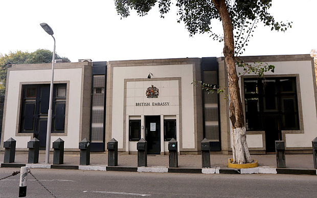 British ambassador reiterates concern for human rights situation in Egypt