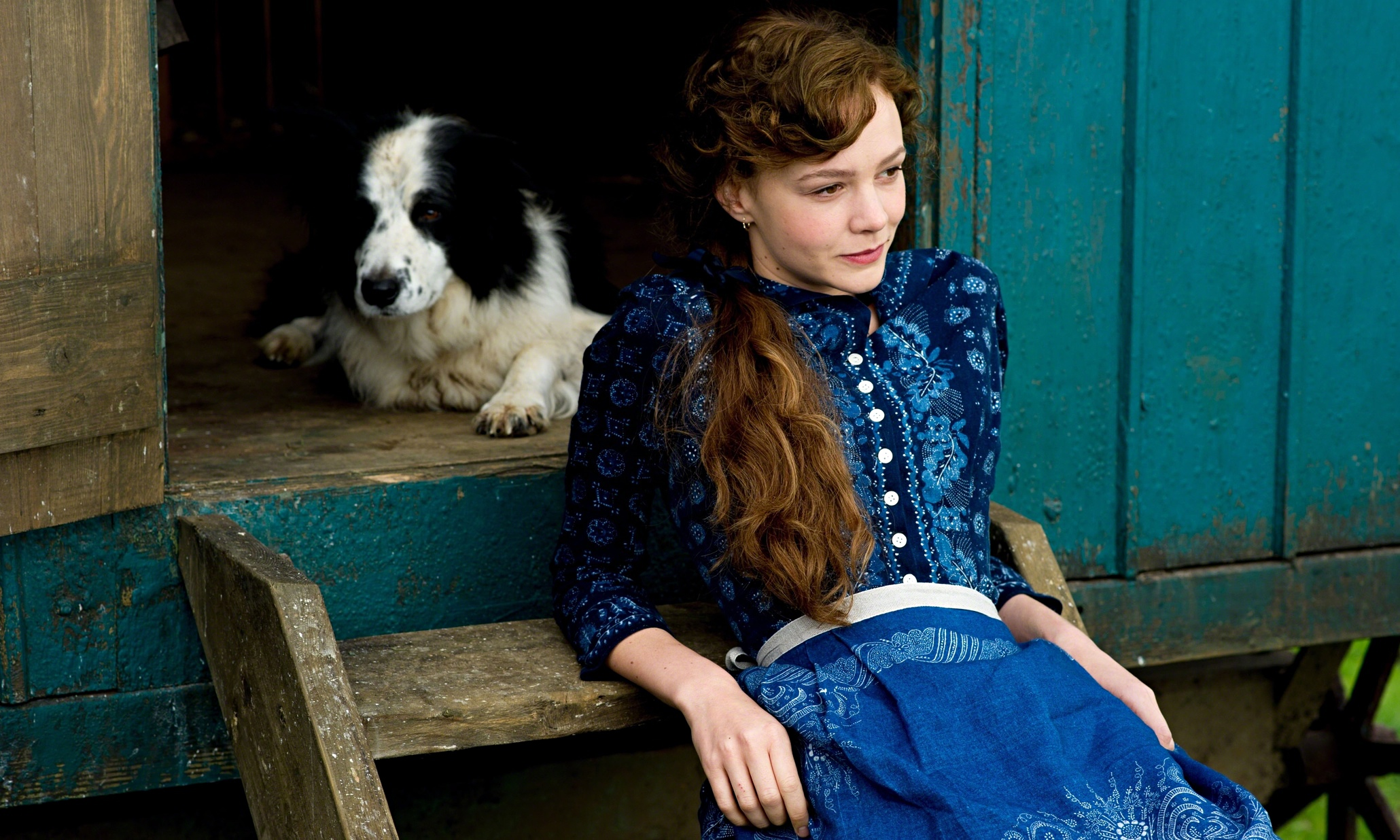 Carey Mulligan in a scene from Far From the Madding Crowd, one of the featured films during the 8th Panorama of Film Festival