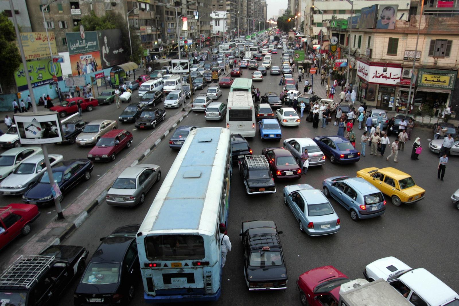 Cairo's Public Transportation Scene: A Ticking Bomb