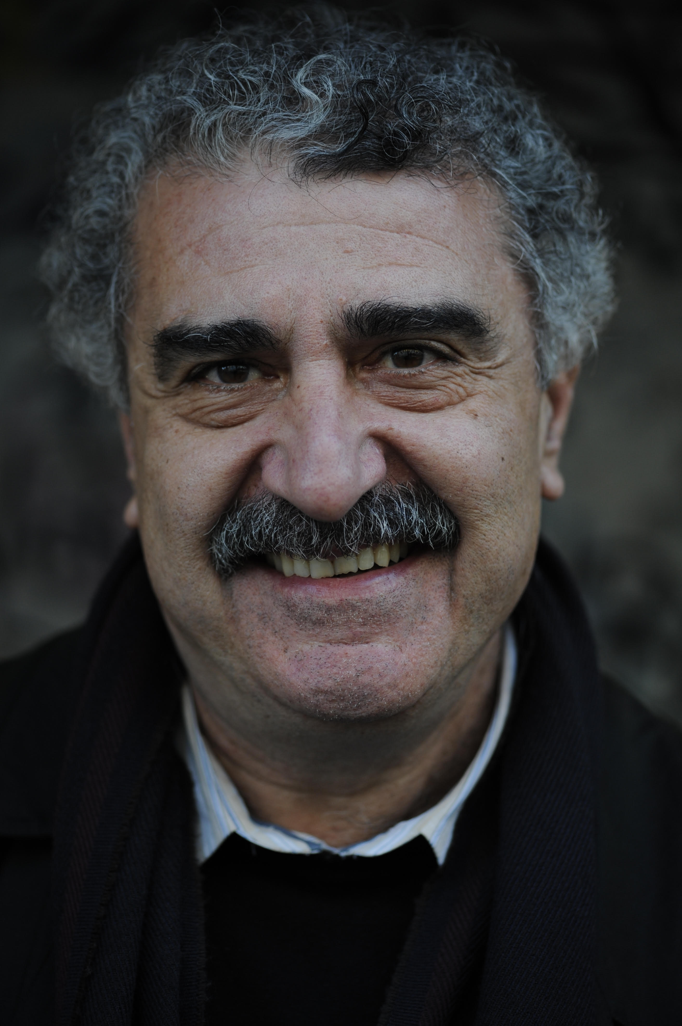 Lebanese writer and journalist Hassan Daoud. (Photo handout)