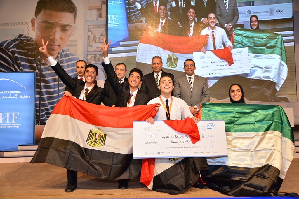 Intel-SC-Arab-Finalists