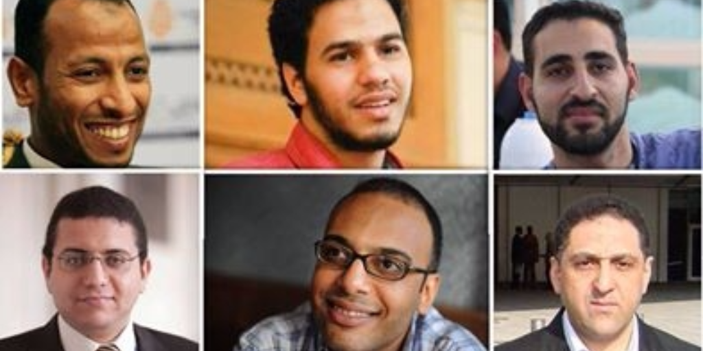 Egypt Witnesses Record Number of Imprisoned Journalists in 2015: Reports