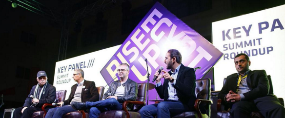 Panel speakers at RiseUp15