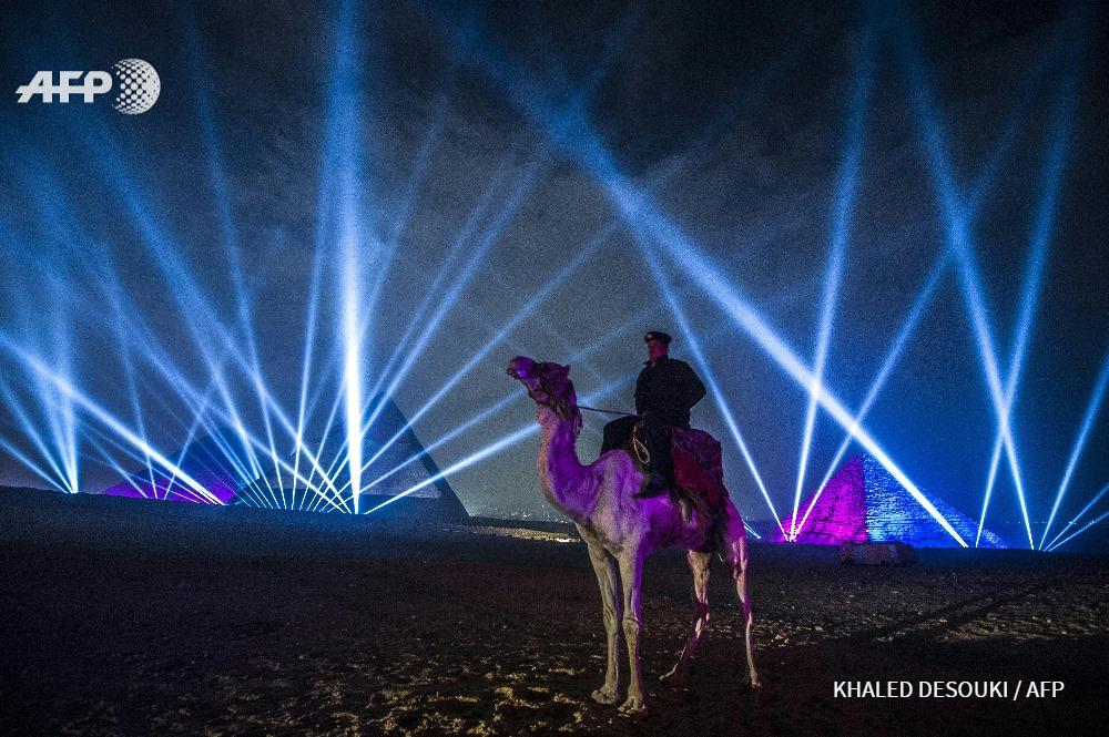 Credit: Khaled Desouki/AFP