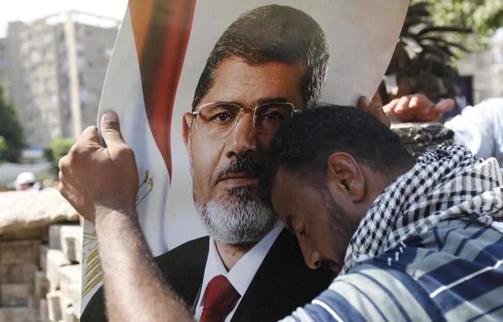Partisan-de-Mohamed-Morsi