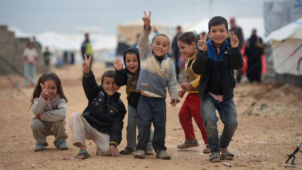 Syrian refugees now make up more than a quarter of Lebanon's population.
