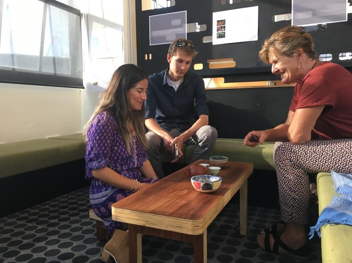 Colombian tea stories