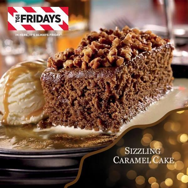 Sizzling caramel cake 5