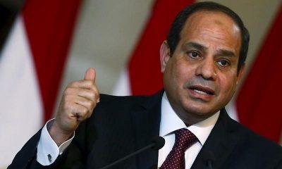 السيسي يعفي رئيس الجهاز المركزي للمحاسبات من منصبه