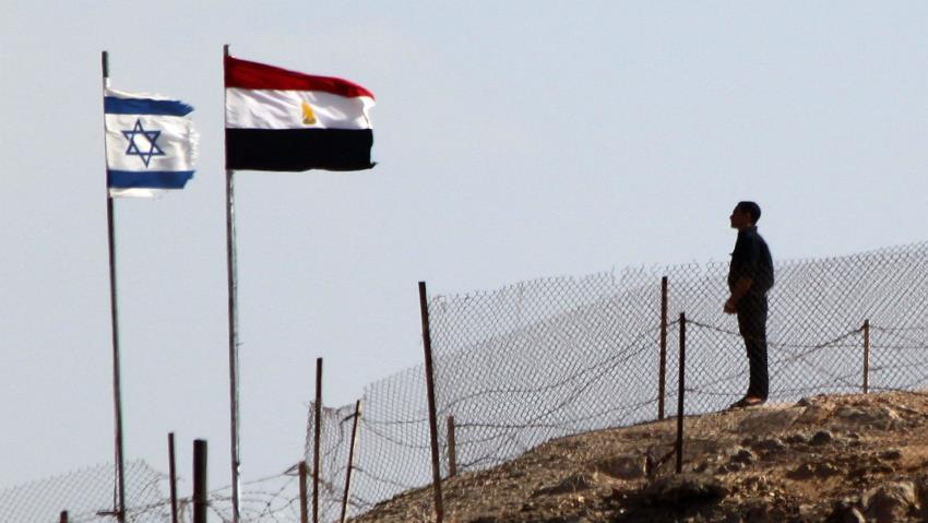 egypt israel border