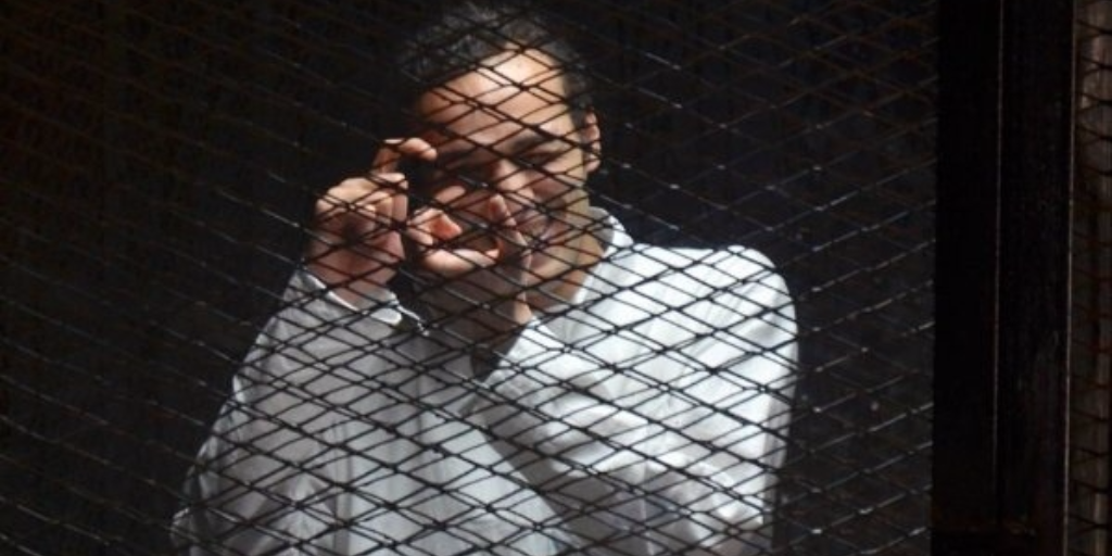 Jailed Egyptian photojournalist wins United Nations press freedom prize