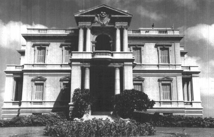 Aziza Fahmy Hanem Villa Alexandria, Egypt around 1950 (3)