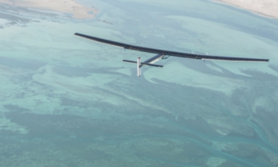 Photo via Solar Impulse blog