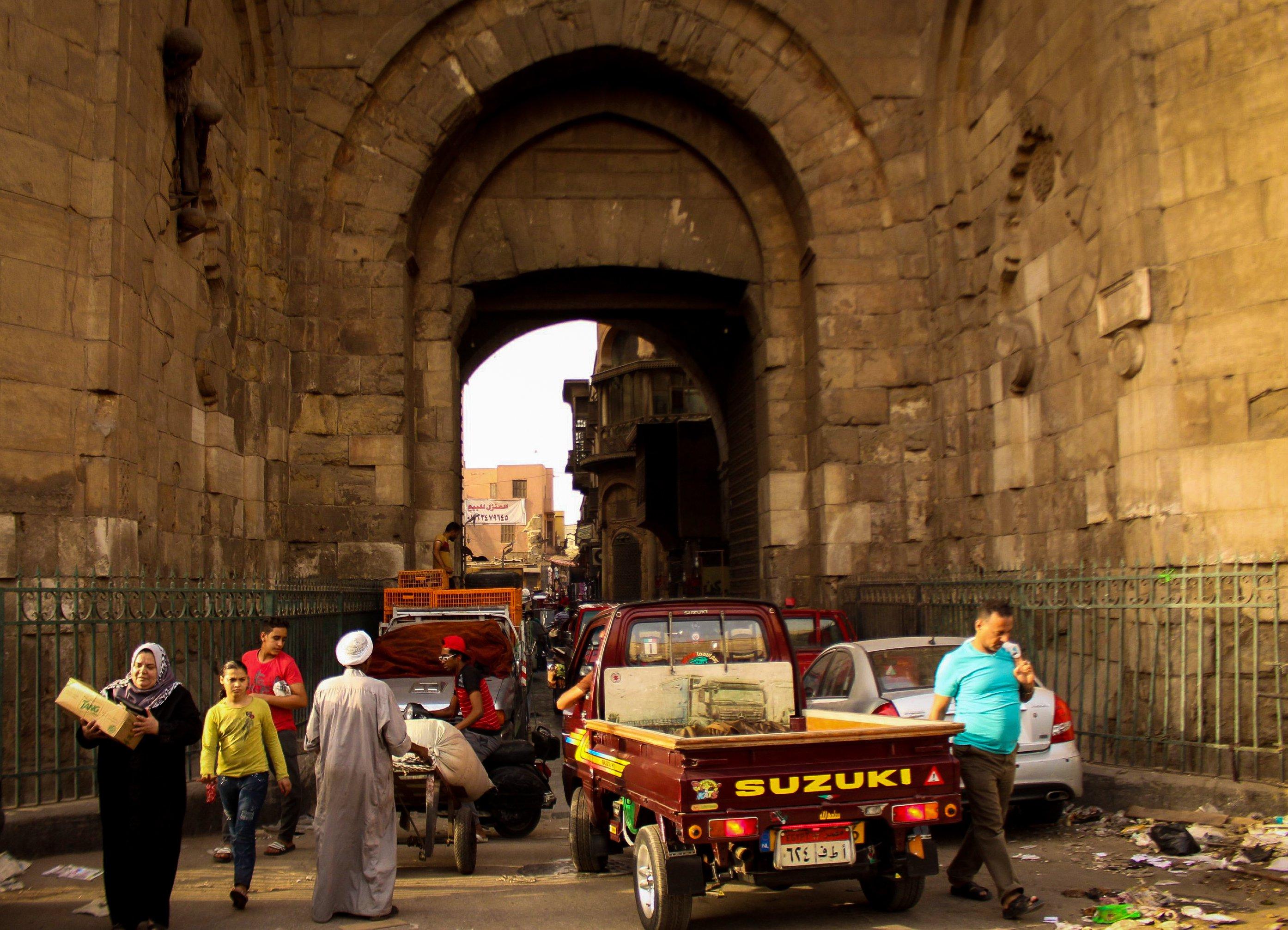 Photo: Mo'men Samir