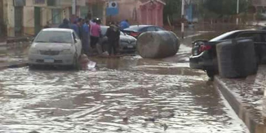 15 killed, 50 injured in rain, flooding in Egypt