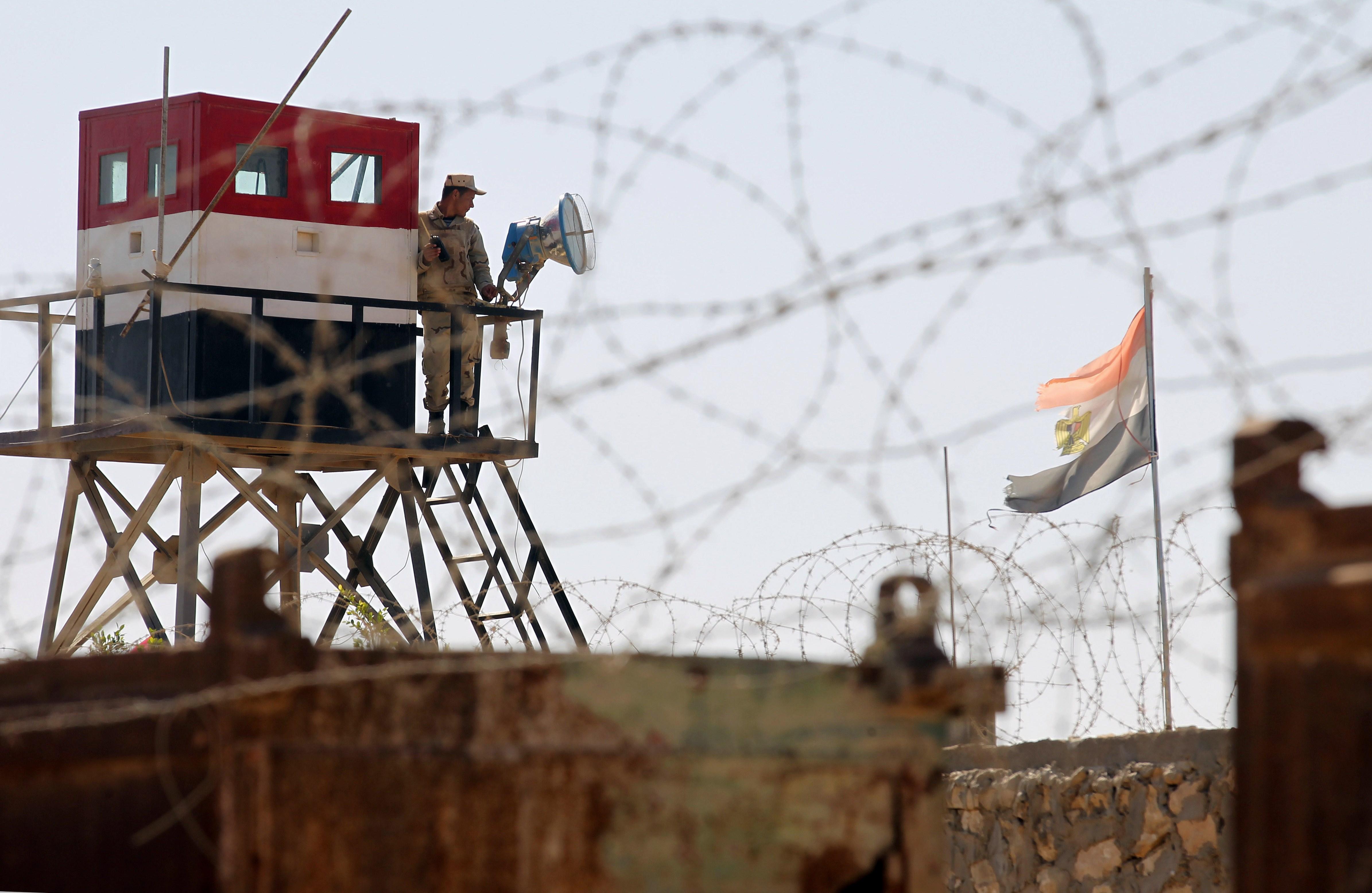 egypt-military-checkpoint