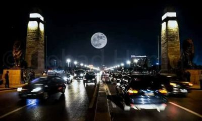 Kasr Al-Nil Bridge, Cairo. Photo: Gehad Hamdy