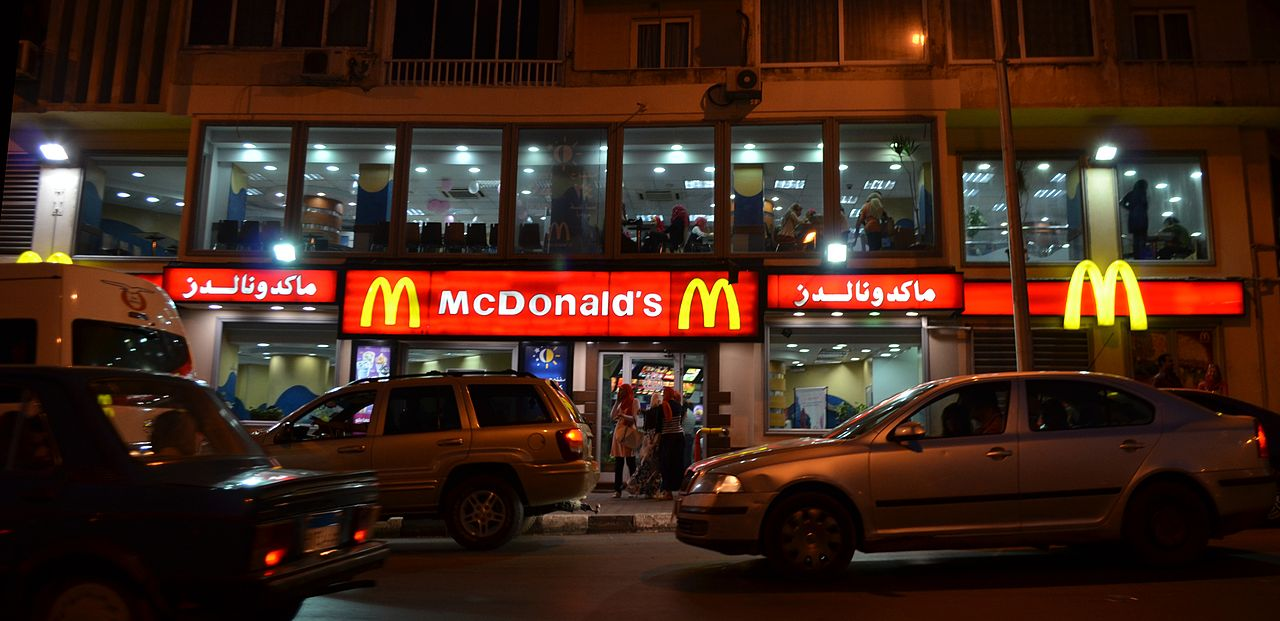 egypt is the cheapest place in the world to buy a big mac