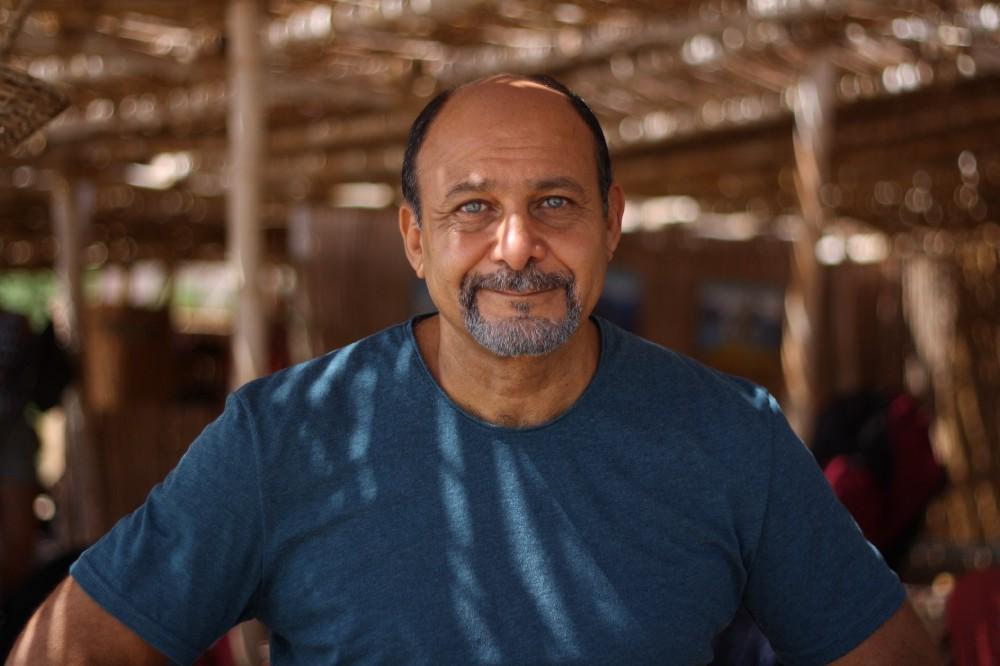 Sherif el-Ghamrawy, founder and owner of Basata. Credit: Enas El Masry