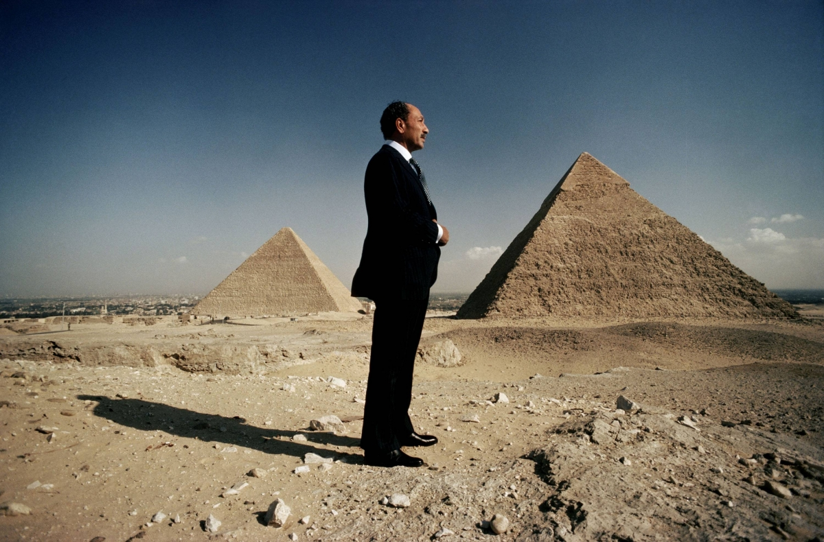 anwar al sadat essay Anwar sadat essay examples top tag's  anwar al-sadat grew up among average egyptian villagers in the town of mit abul kom 40 miles to the north of cairo .