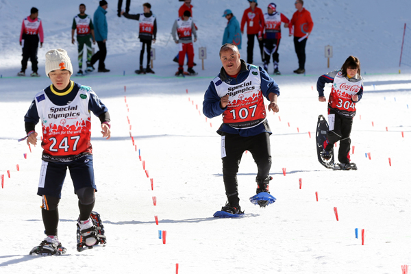 Egypt Achieves Two Medals at the Special Olympics World ...