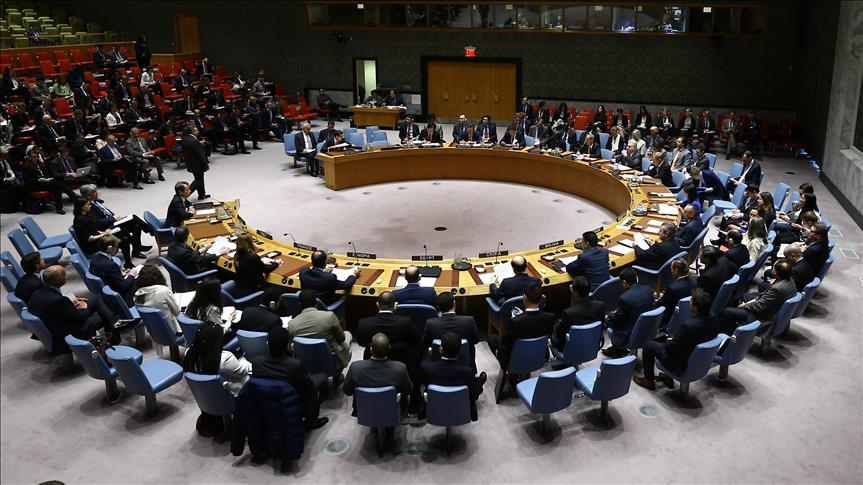 thesis on security council