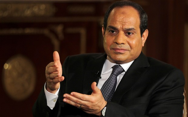 Amnesty says Egypt law threatens to annihilate rights groups