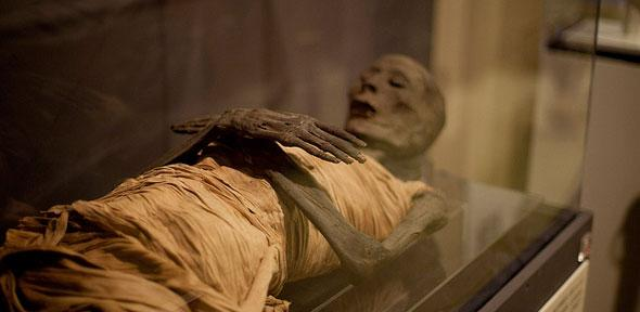 Scientists Study Genomic Information From Mummies To