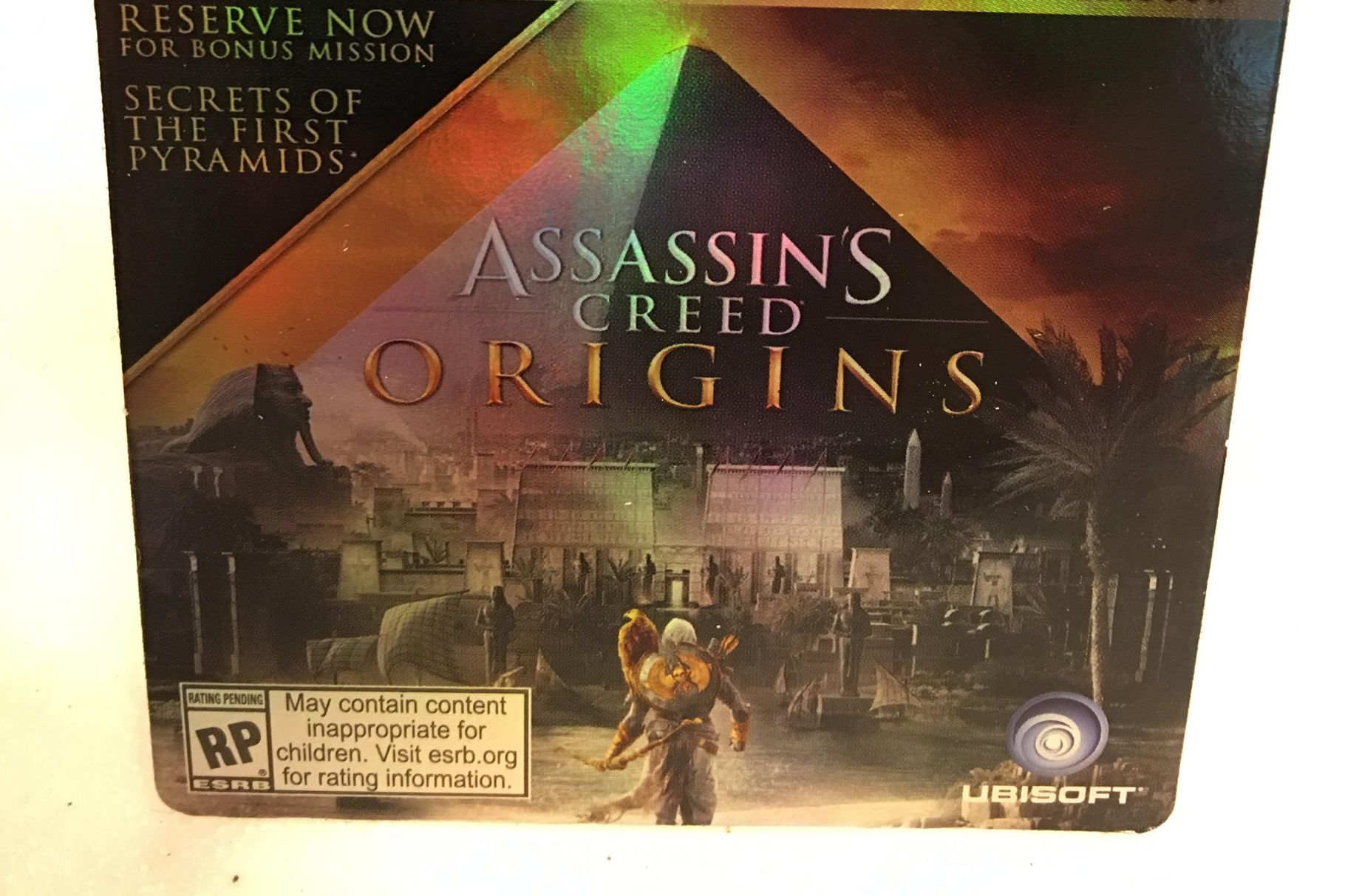 New Information Points To Assassin's Creed Origins: Gold Edition, Location