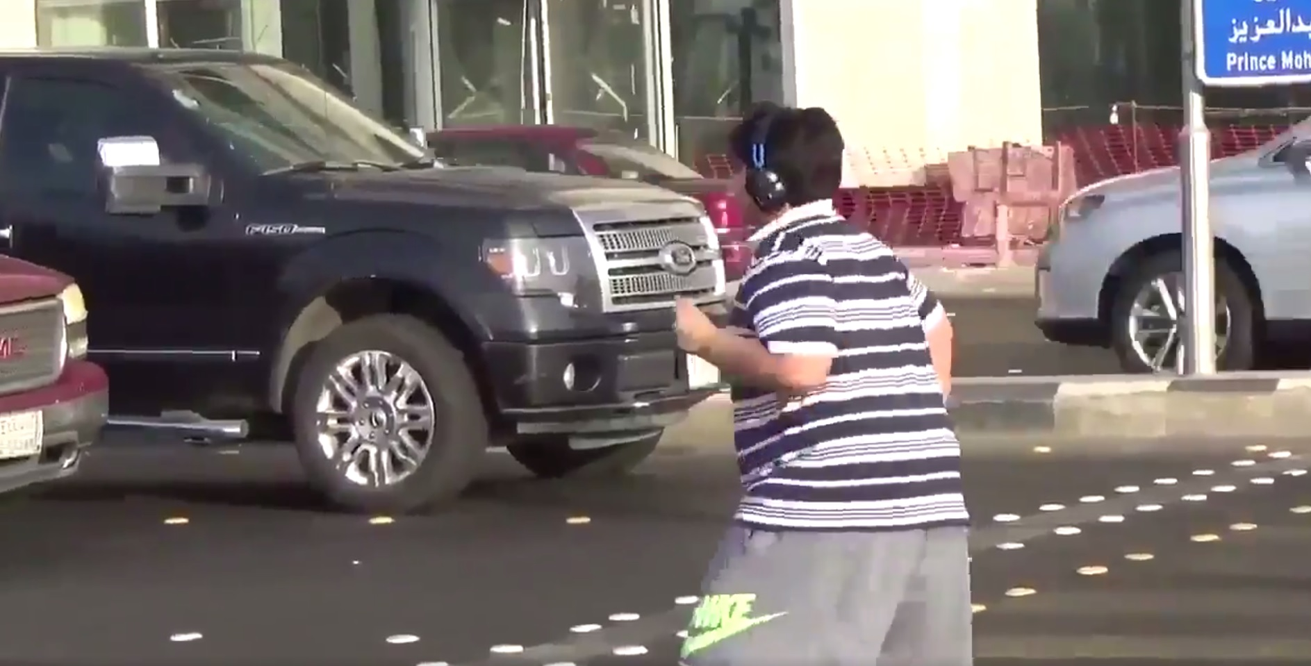 Boy, 14, arrested in Saudi Arabia for dancing in street to Macarena