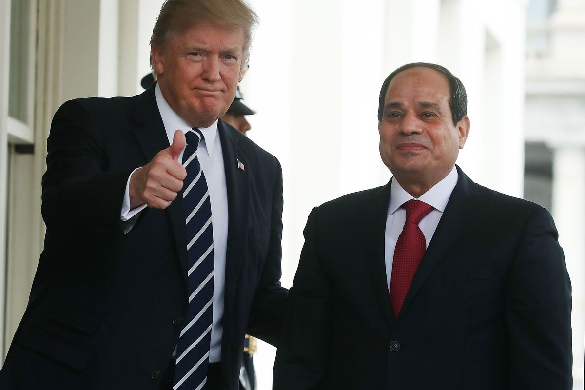 US to Release $1.2 Billion in Military Assistance to Egypt