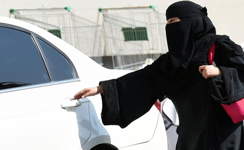 Saudi women face web of barriers even as driving ban lifts