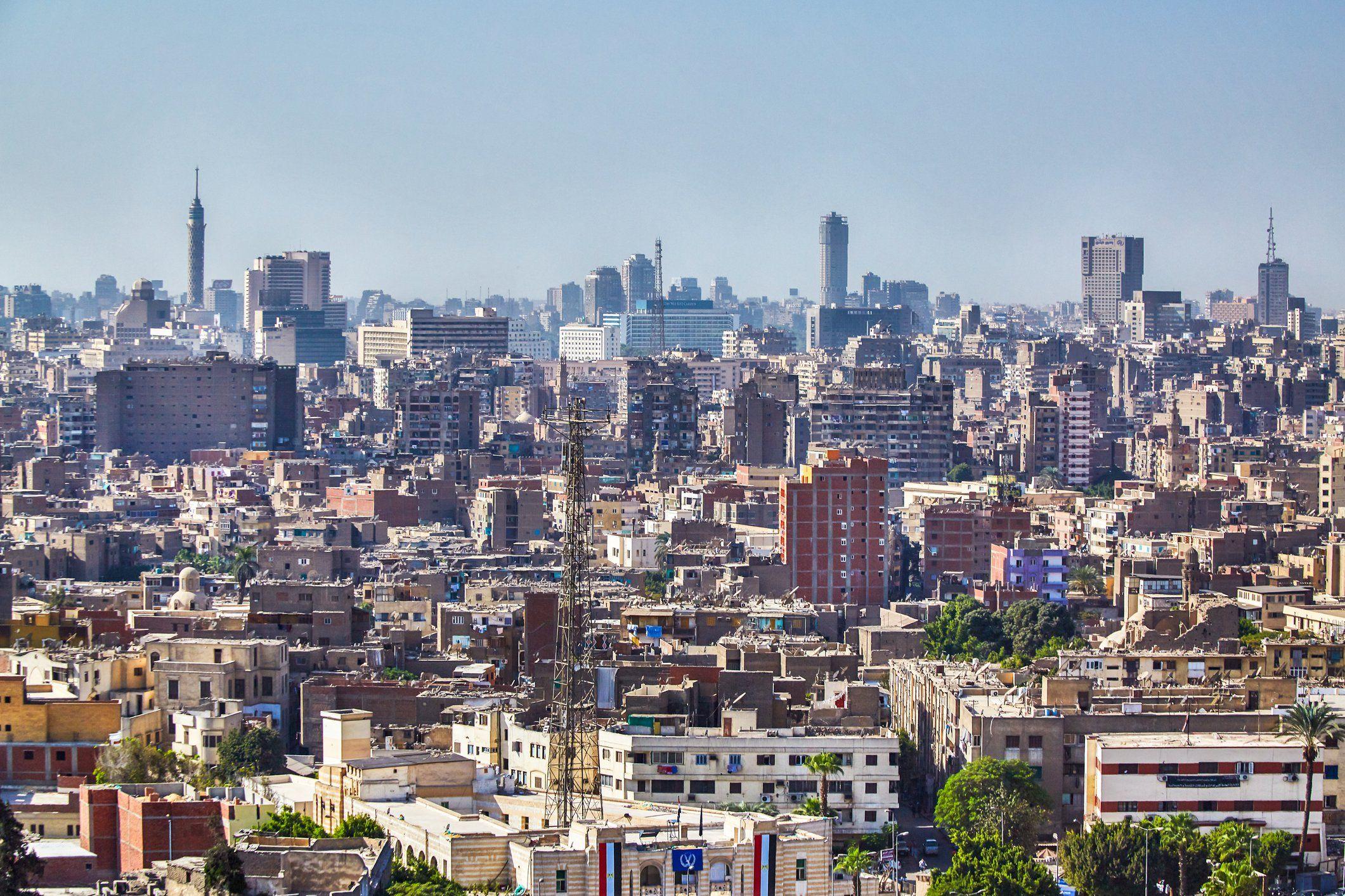 Population Growth Egypt's 'Biggest Challenge': Prime ...