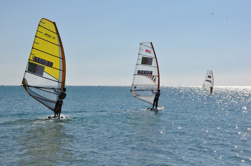 The 2017 Windsurfing African Championship Kicks Off In Ras Sudr Egypt Egyptian Streets