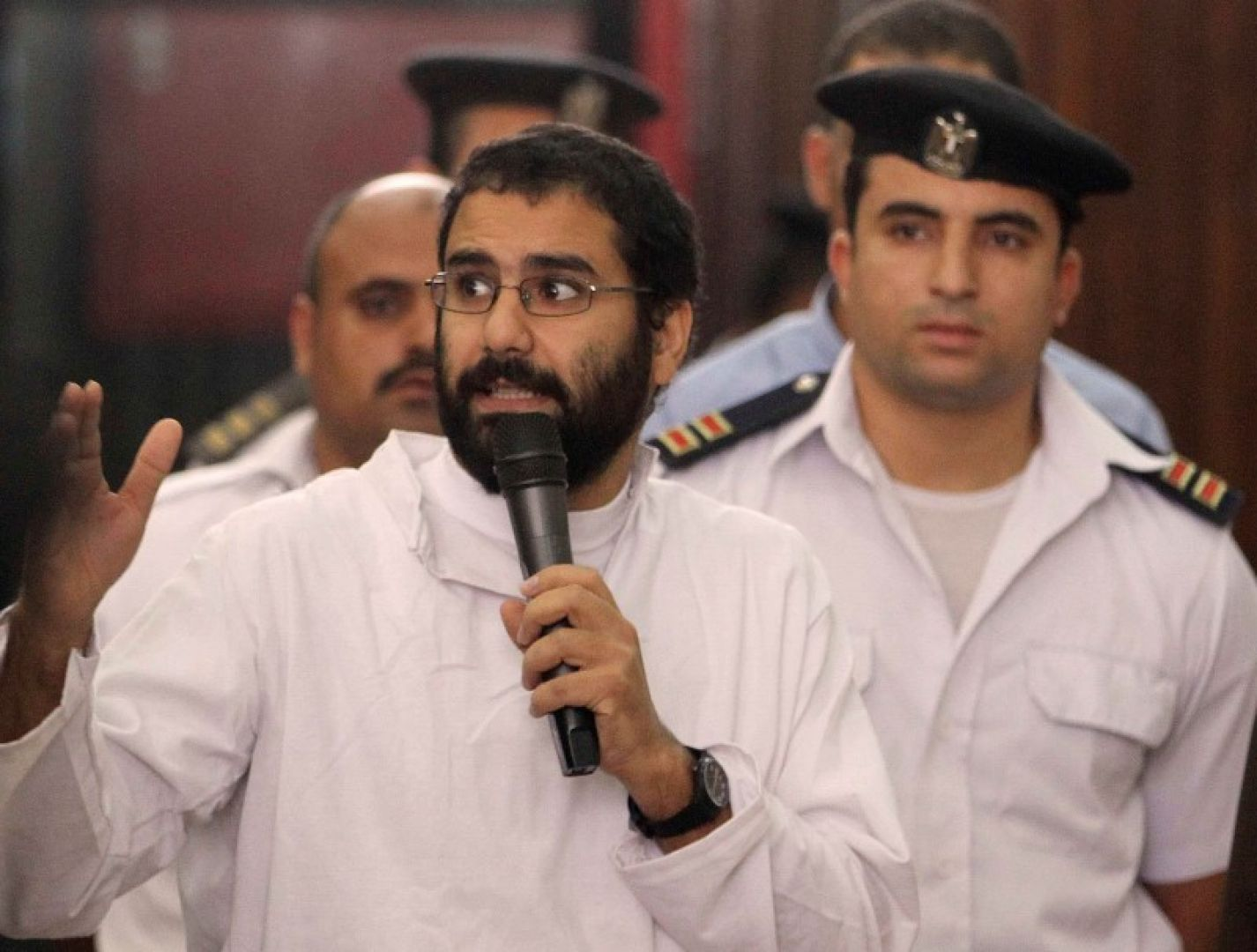 Egypt's top appeals court upholds five-year jail term for activist