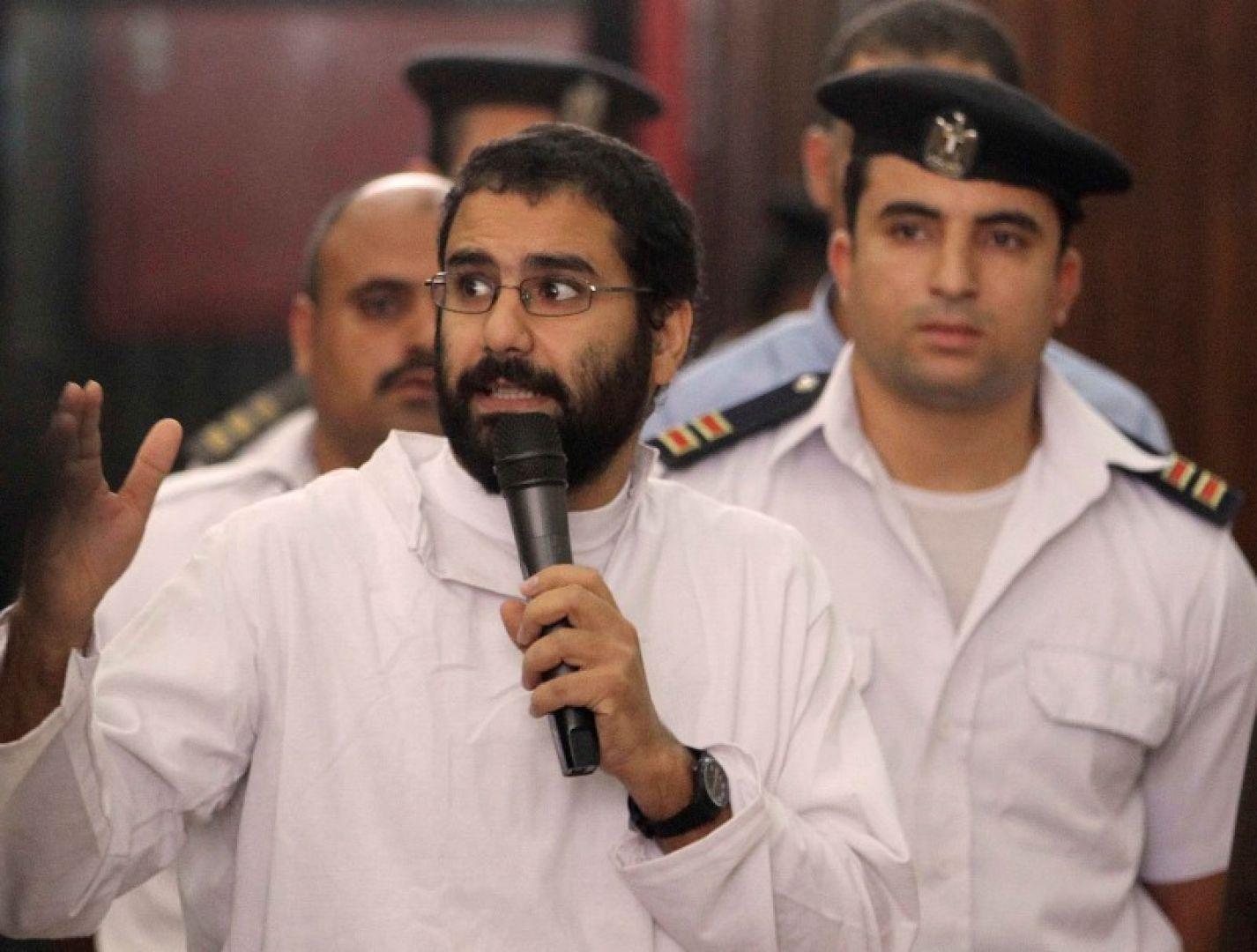 Egypt court upholds 5-year sentence against activist Alaa Abdel-Fattah