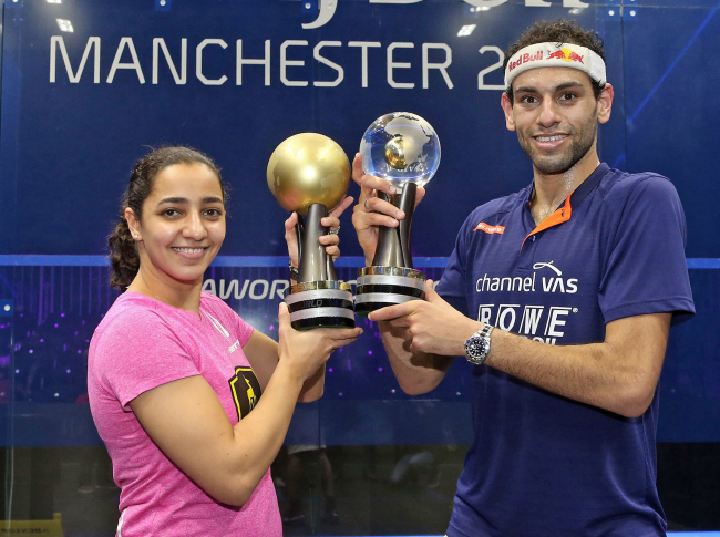 Elshorbagy brothers make history for Egypt